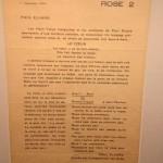 Paul Eluard Lettera