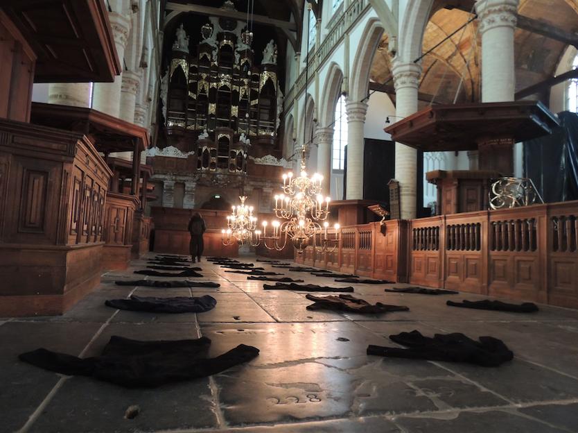 NA, Christian Boltanski, 2017, Oude Kerk 4