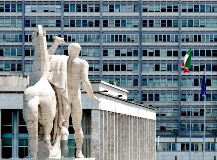 Roma Eur 167, Biocities series, 2017