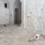 2Acts of God, Installation view at Exchiesetta, Polignano a Mare, 2017, photo Letizia Gatti