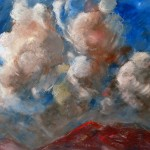Nuvole tempestose sul vesuvio, 1981