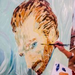 Loving Vincent, Madrid, photo The Film Agency