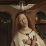 van Eyck, Polittico di Gand