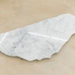 Simona Andrioletti, Summit (2016). White Carrara marble