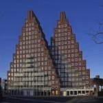 De Piramides, Amsterdam, 2006, by Soeters Van Eldonk