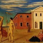 Giorgio de Chirico, La-partenza degli argonauti
