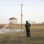 Mari Bastashevski 1. Dirigente Karengnondi Water Authority a battuta di pesca Detroit