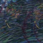 Umbeeto Boccioni, Stati d'animo, quelli che vanno, 1911