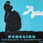 Federico Seneca, Baci Perugina, 1922