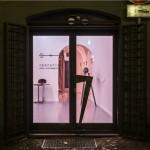 Cleo Fariselli, Dy Yiayi, Entrance view. Operativa, Rome. Photo Sebastiano Luciano