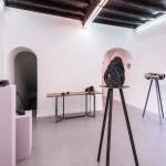 Cleo Fariselli, Dy Yiayi, Exhibition view. Operativa, Rome. Photo Sebastiano Luciano. 4