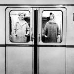 Frank Horvat, Parigi Metro, 1974