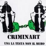 Mr. Savethewall_Criminart_2013_tecnica mista su cartone_cm 33x40_© Emanuele Scilleri