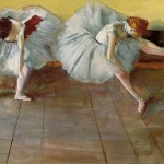Two-Ballet-Dancers-Edgar-Degas