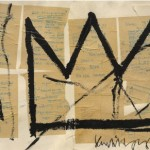 Untitled (Crown), 1982, © The Estate of Jean-Michel Basquiat. Licensed by Artestar, New York.