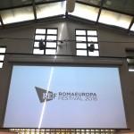 Romaeuropa Festival, Between Worlds