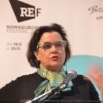 Monique Veaute, Romaeuropa Festival, Between Worlds