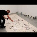 Dipingere come Pollock