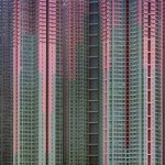 Michael Wolf, Life in the cities, Architecture of Density, Hong Kong 2003-2014