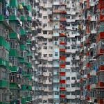 Michael Wolf, Life in cities, Architecture of Density, Hong Kong 2003-2014