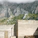 02_Vista dal balcone della casa di Gaetano Badalamenti, Cinisi, Palermo, 2012