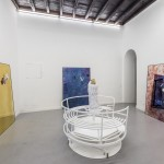 Emiliano Maggi, Fools Fantasee, exhibition view of the first room, Operativa, Rome. 1
