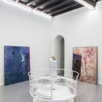 Emiliano Maggi, Fools Fantasee, exhibition view of the first room, Operativa, Rome. 1b