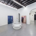Emiliano Maggi, Fools Fantasee, exhibition view of the first room, Operativa, Rome. 2