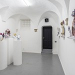 Emiliano Maggi, Fools Fantasee, exhibition view of the second room, Operativa, Rome. 1