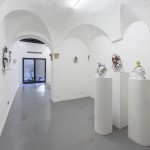 Emiliano Maggi, Fools Fantasee, exhibition view of the second room, Operativa, Rome. 2