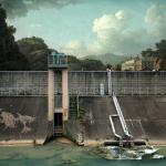Guillaume Hébert, Updated Landscape, 2018