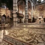 Pavimento cattedrale di Siena