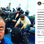 Instagram page Ai Weiwei