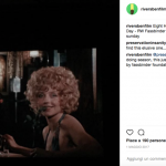 Instagram page Olafur Eliasson