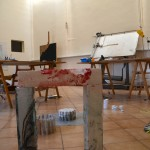 Sarah Feuillas, atelier Wicar