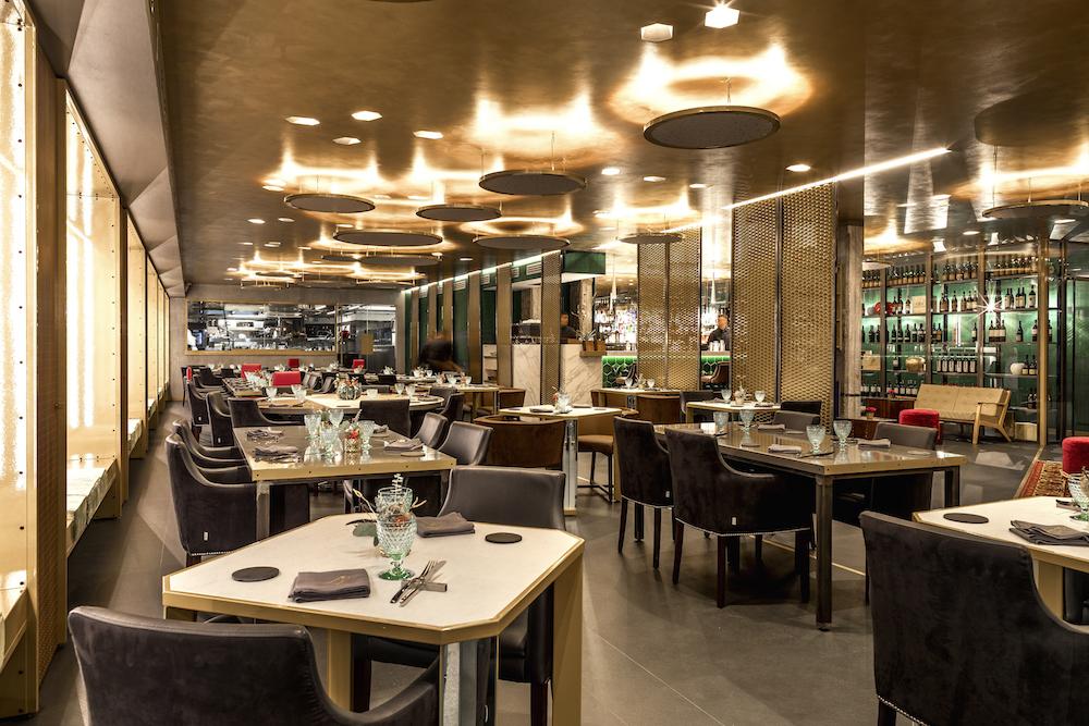 Alessandro Borgese ristorante