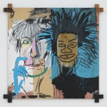 Jean-Michel Basquiat, Due Teste © Estate of Jean-Michel Basquiat. Licensed by Artestar, New York © Robert McKeever