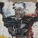 Jean-Michel Basquiat, Senza titolo (Pugile) © Estate of Jean-Michel Basquiat. Licensed by Artestar, New York © Douglas M. Parker Studio, Los Angeles