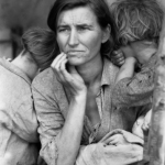 Dorothea Lange © The Dorothea Lange Collection, the Oakland Museum of California