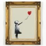 Banksy, Girl with Balloon