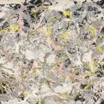 Jackson Pollock, Number 27 © Pollock-Krasner Foundation
