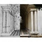 Mariafrancesca Berretti- Colonnato Galleria Spada