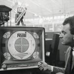 1959. Stand Blaupunkt alla Fiera Campionaria di Milano