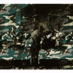 Andy Warhol, Camouflage Last Supper, 1986