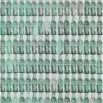 Andy Warhol, Green Coca-Cola Bottles, 1962