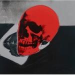 Andy Warhol, Skull, 1976