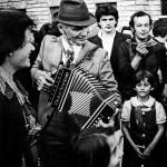 Gubbio, Festa dei Ceri, 1976 © Gianni Berengo GardinCourtesy Fondazione Forma per la Fotografia