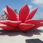 Happy happy project, Breathing flower, Biennale d'arte di Bangkok