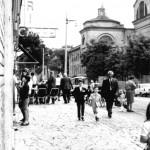Piazza Sauli, fine Anni Sessanta
