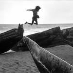 Plage, village de Puri © Martine Franck, Magnum Photos